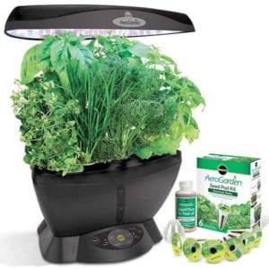 Indoor Hydroponic Herb Garden Systems Kits Better Gardeners Guide