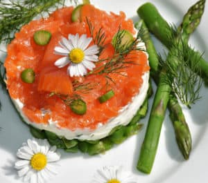 Dill Recipes -Salmon