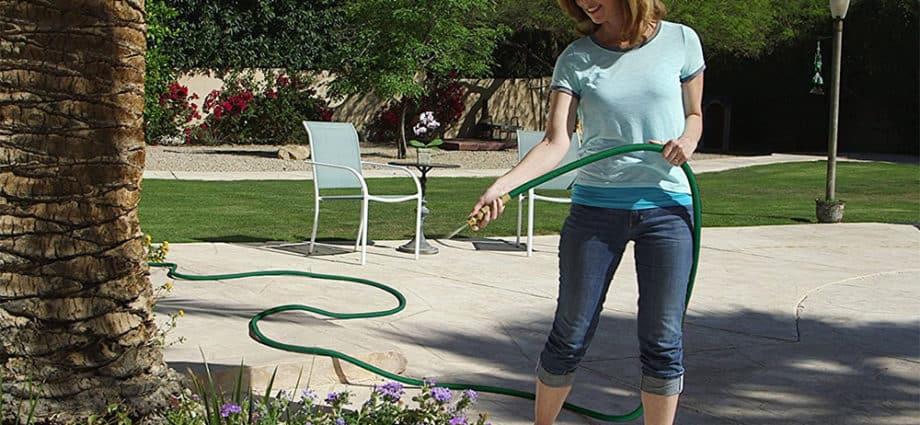 Pocket Hose Expanding Garden Hose Review - Better Gardener\'s Guide