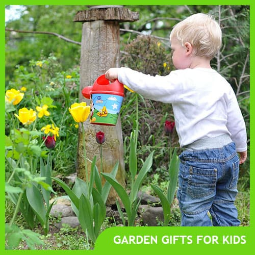 10 Gifts for Kid Gardeners