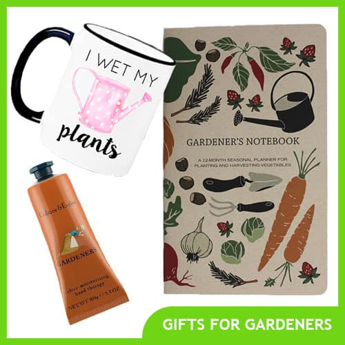 20 Practical & Fun Gifts for Gardeners