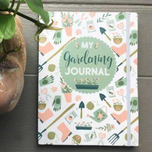 Gardening Journal Gift for Gardeners