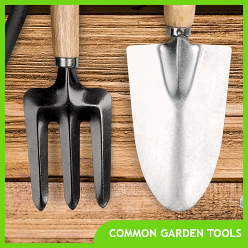 15 Common Gardening Tools and Their Uses