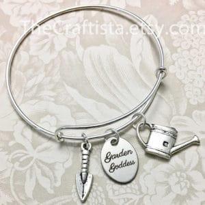 Garden Goddess Bracelet