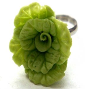Lettuce Ring Unusual Gifts for Gardeners