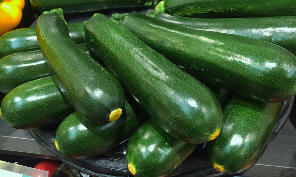 Easy to Freeze Vegetables - Zucchini