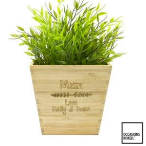 Personalized Planter for Mom