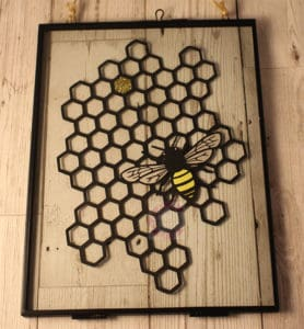 Beehive Paper Cutting Art