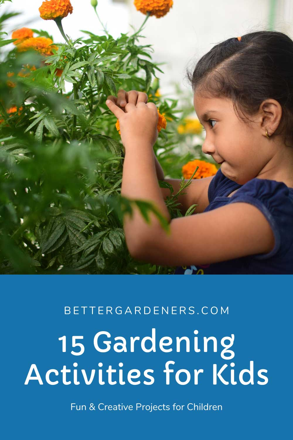 15 Fun Gardening Activities for Kids
