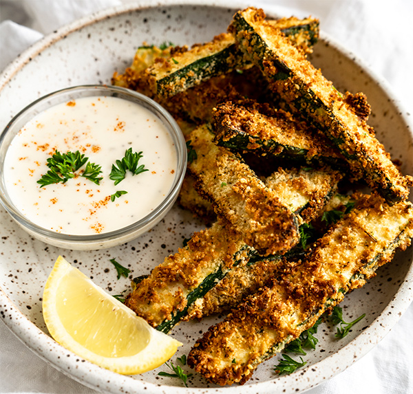 Air Fryer Zucchini Fries Recipes